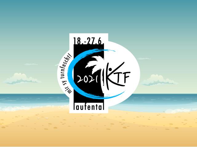 Logo mit Palme und Schriftzug KTF 2021