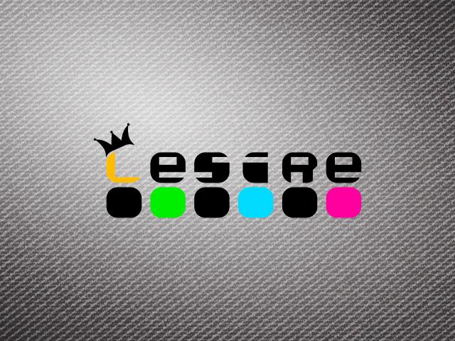 Logo mit Schriftzug Lesire
